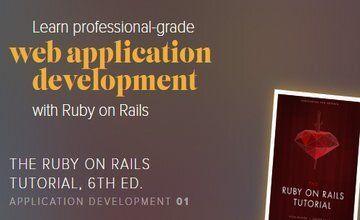 Разработка веб-приложений с Ruby on Rails [КНИГА + ВИДЕО]
