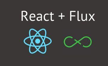 React: Flux Aрхитектура (ES6)
