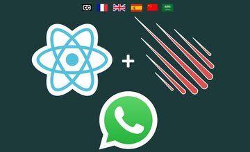 (French) React - Клонируем WhatsApp (+ React Router, React Hooks) 2020