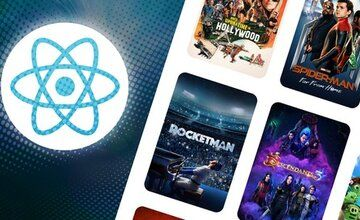 React Movie App - Hooks, Styled Components (2020)