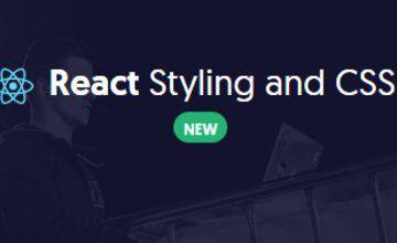 React стайлинг и CSS