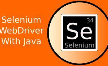 Selenium WebDriver с Java