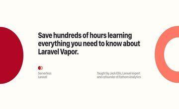 Serverless Laravel - масштабирование ваших приложений с помощью Vapor