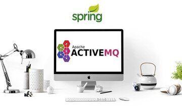 Сервис Обмена Сообщениями Java - Spring MVC, Spring Boot, ActiveMQ