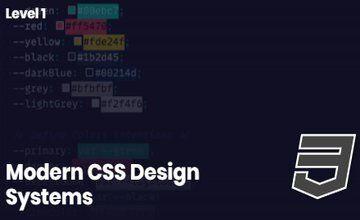 Современные CSS Системы Проектирования