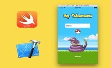 Создаем MyPokemons app с Swift 3 за 1 час