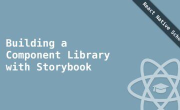Создание библиотеки компонентов с помощью Storybook