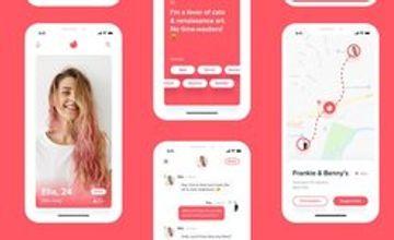 Создание полноценного чата в реальном времени + приложение Tinder