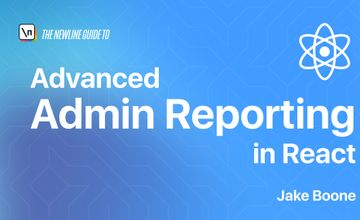 Создание продвинутых админ отчетов в React