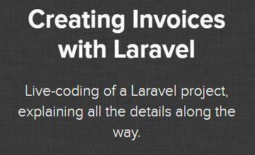 Создание счетов (Invoices) с помощью Laravel