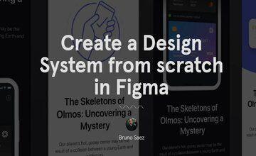 Создайте дизайн-систему с нуля в Figma