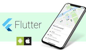 Создайте Клон UBER с помощью Flutter и Firebase (2020)