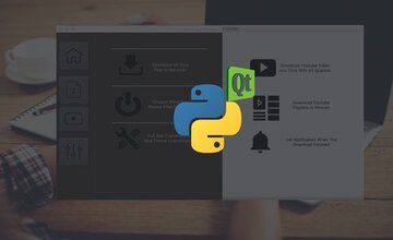 Создайте менеджер загрузок | Python и PyQt5