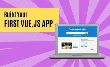Создайте свое первое приложение Vue.js