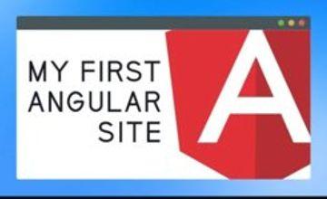 Создайте свой первый Angular сайт