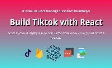 Создайте Tiktok с помощью React