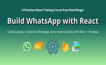 Создайте WhatsApp с помощью React