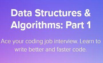 Структуры данных и алгоритмы: часть 1