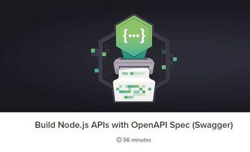 Постройка API интерфейсов Node.js с OpenAPI Spec (Swagger)