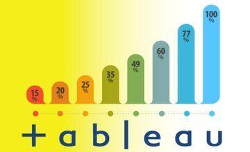 Tableau Практикум: Обучение визуальной аналитике