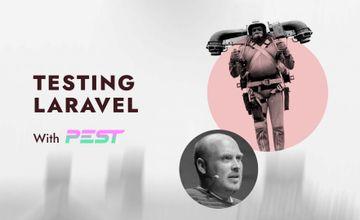 Тестирование Laravel с Pest
