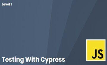 Тестирование с Cypress