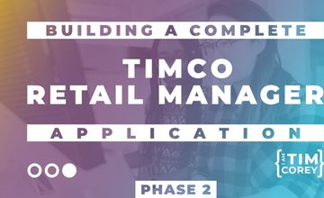 TimCo Retail Manager Фаза 2