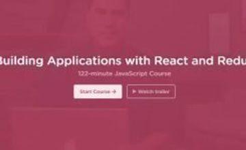 Создание приложений с помощью React и Redux