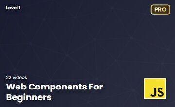 Веб-компоненты для начинающих