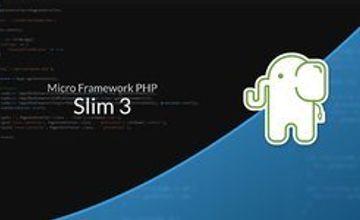 Шаблоны с Slim 3