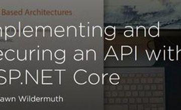 Внедрение и защита API с помощью ASP.NET Core
