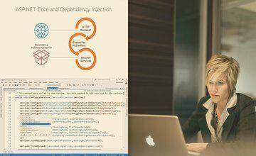 Внедрение зависимостей в ASP.NET Core