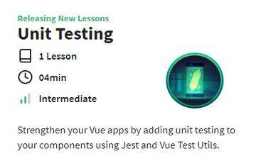 Vue: Модульное тестирование