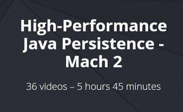 Высокая производительность Java Persistence