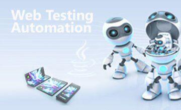 Web Testing automation on Java